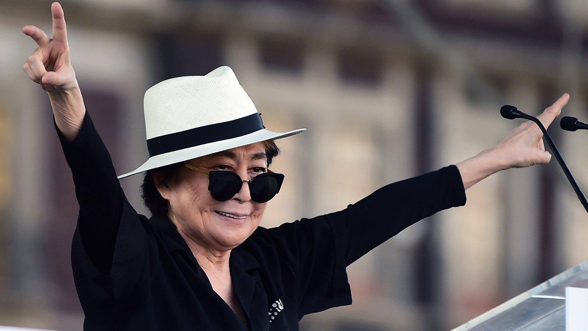 Yoko Ono Hd