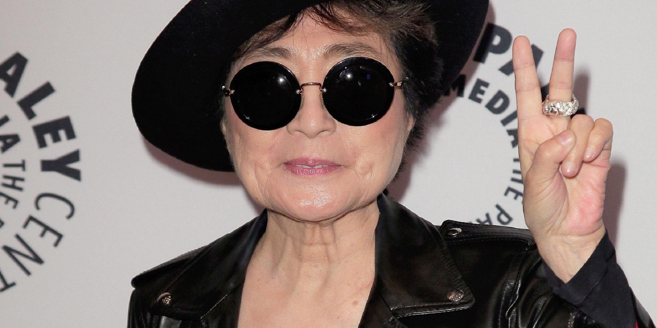 Yoko Ono Images