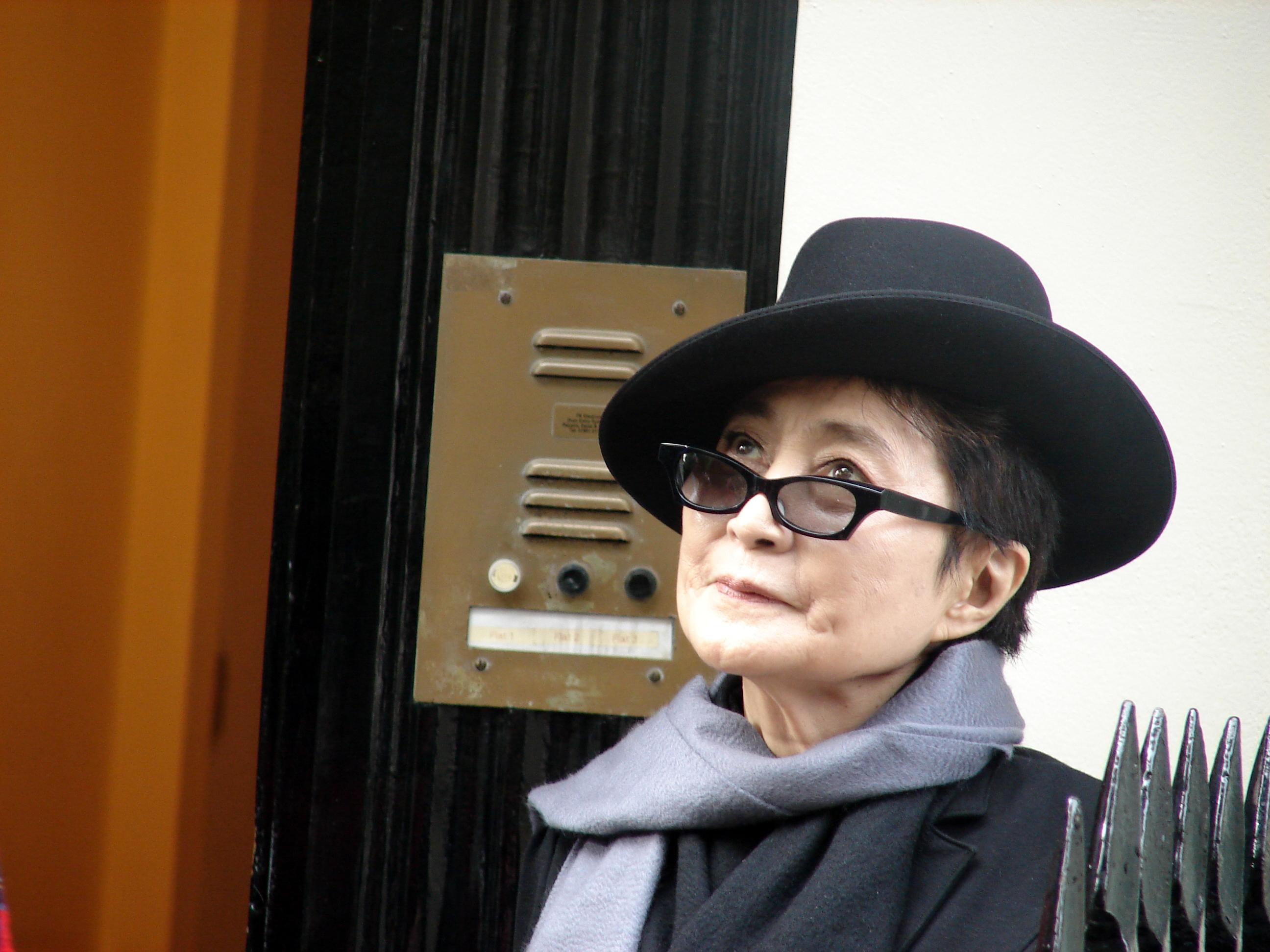 Yoko Ono Wallpapers And Backgrounds