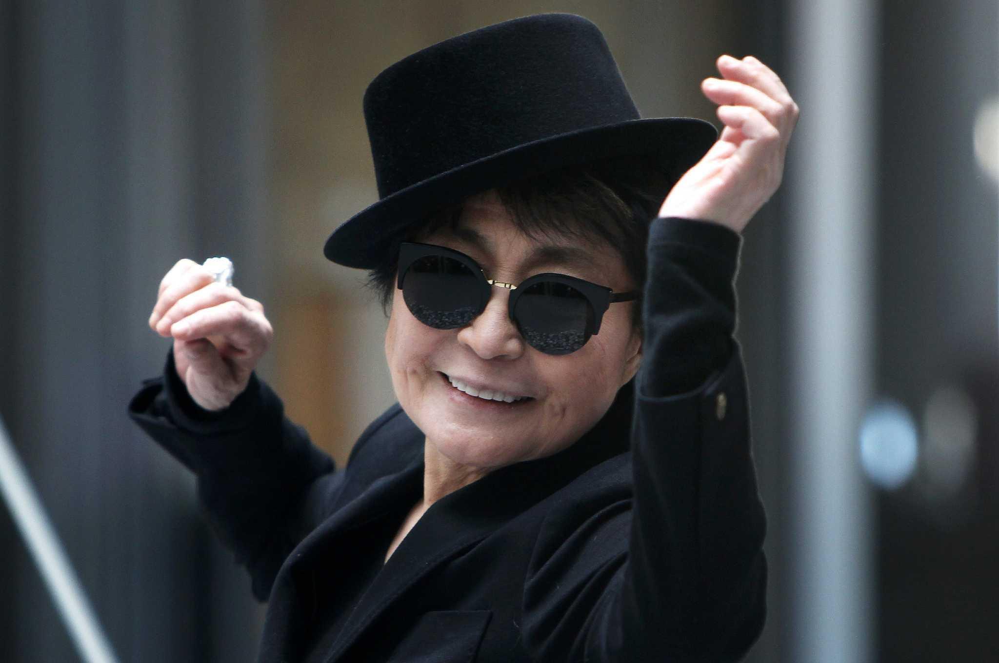 Yoko Ono For Desktop