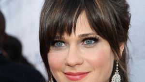 Zooey Deschanel Desktop