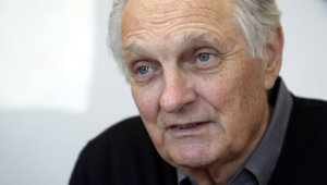 Alan Alda Hd Wallpaper