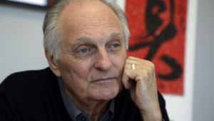 Alan Alda Widescreen
