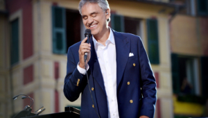 Andrea Bocelli Images