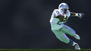 Barry Sanders High Definition