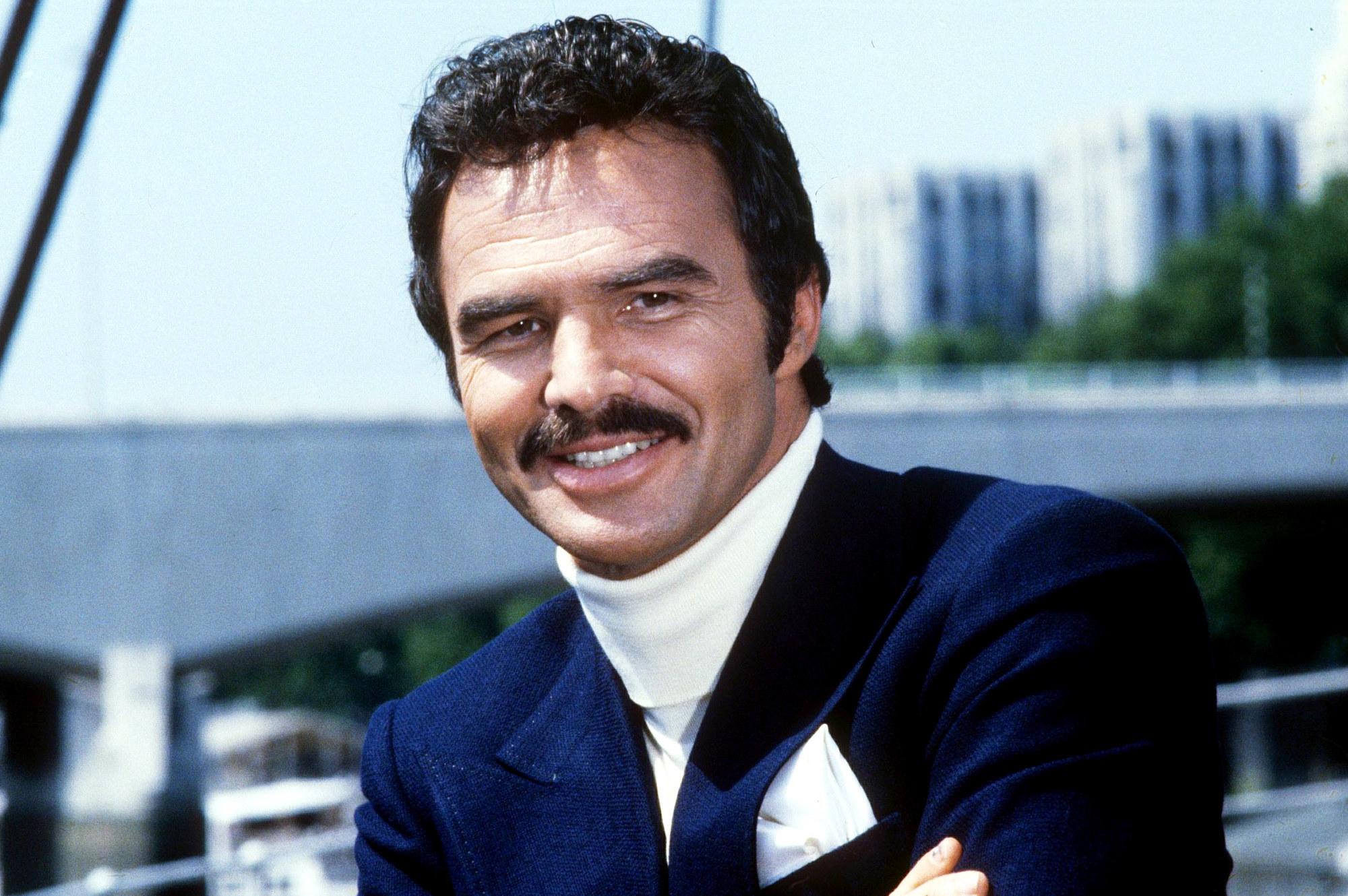 Burt Reynolds High Definition Wallpapers