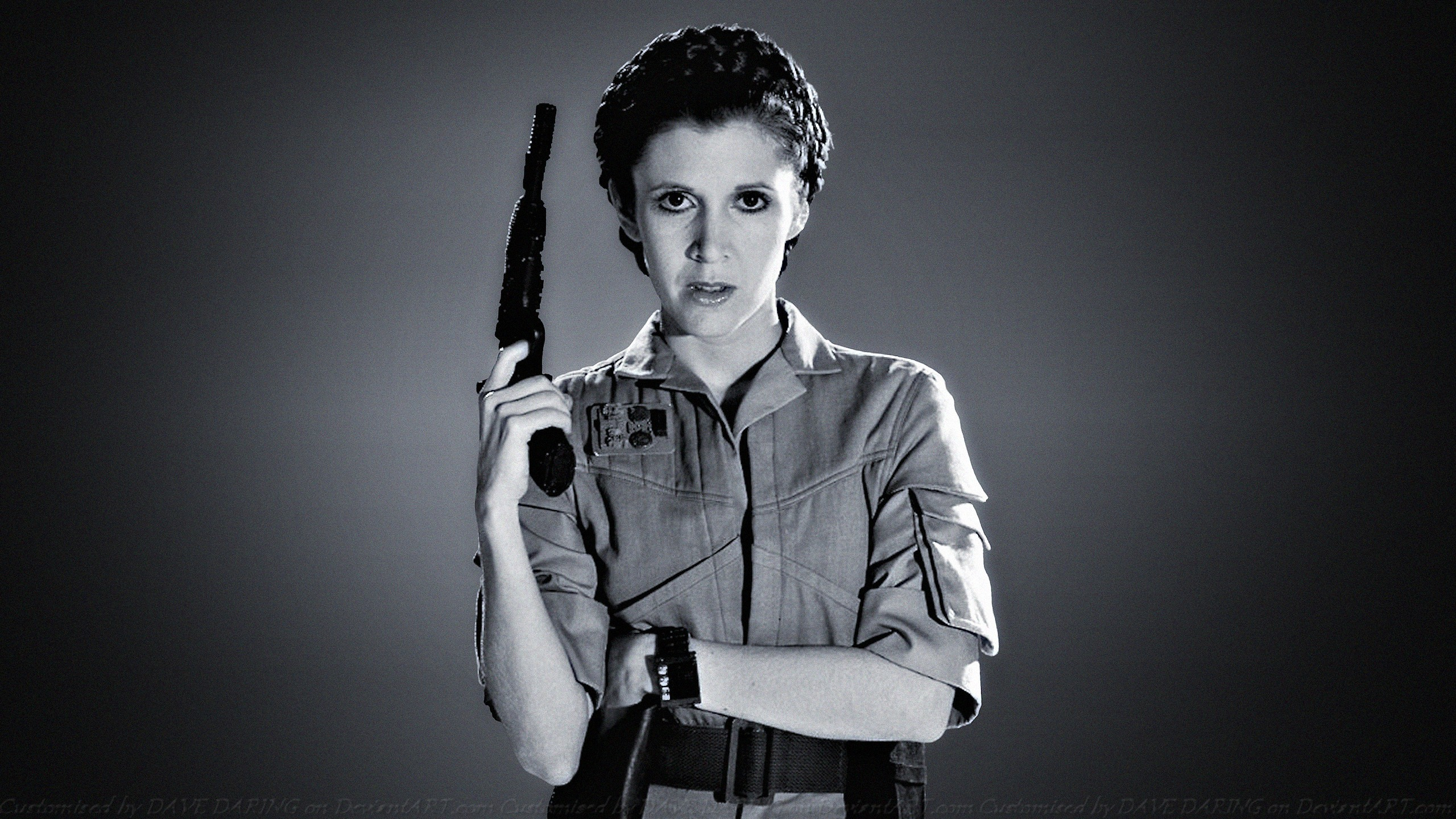 Carrie Fisher High Quality Wallpapers