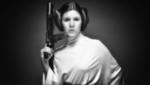 Carrie Fisher Wallpapers Hd