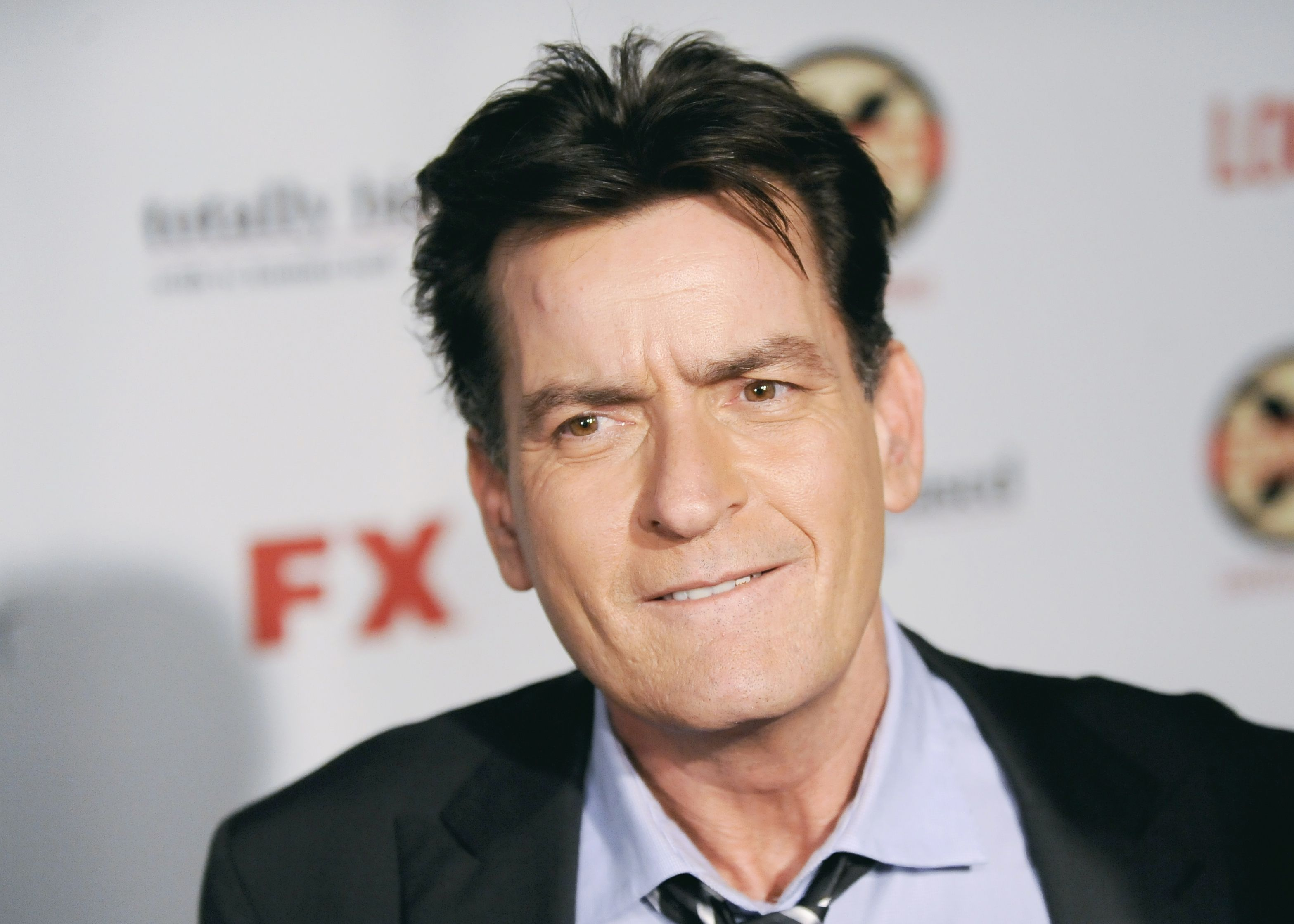 Charlie Sheen High Definition Wallpapers