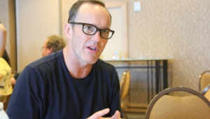 Clark Gregg Background