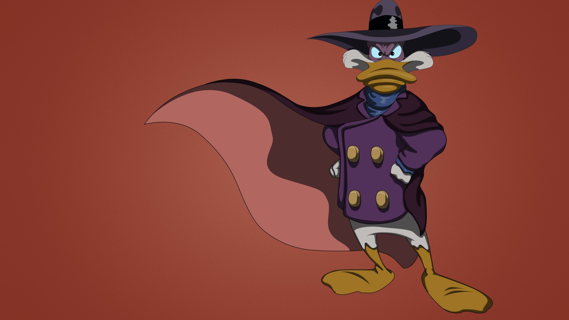 Darkwing Duck High Definition Wallpapers
