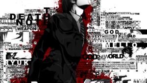 Death Note Desktop Wallpaper