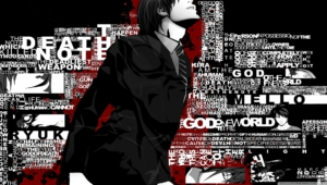 Death Note High Definition Wallpapers