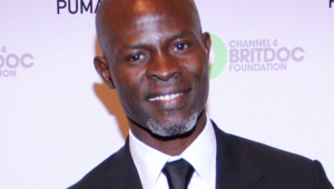 Djimon Hounsou Computer Wallpaper