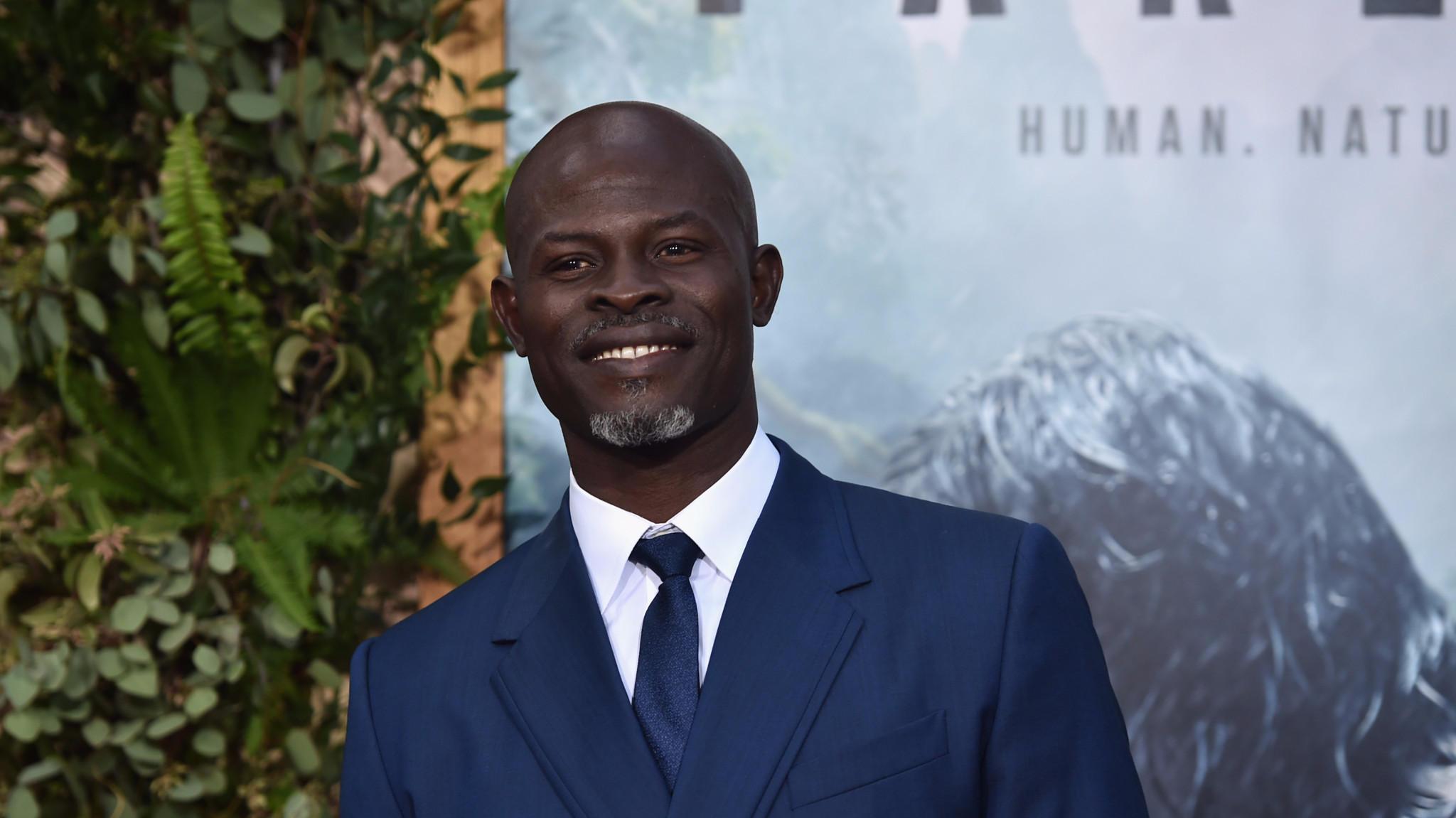 Djimon Hounsou High Definition Wallpapers