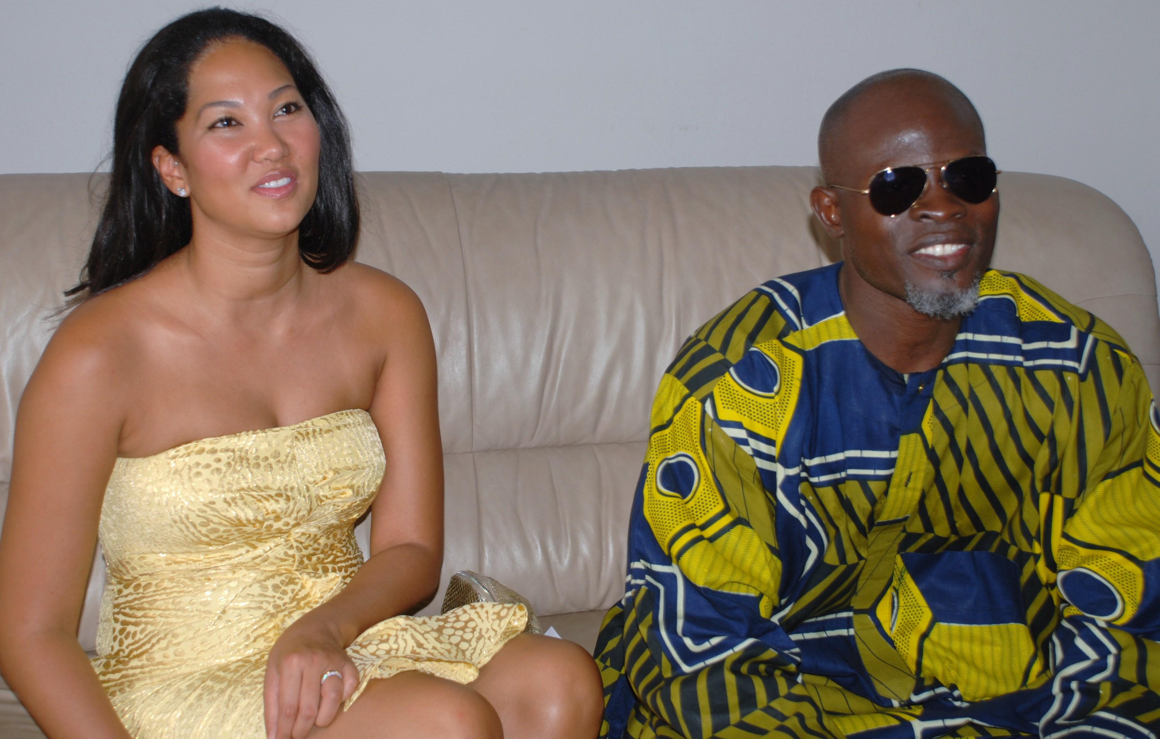 Djimon Hounsou Photos
