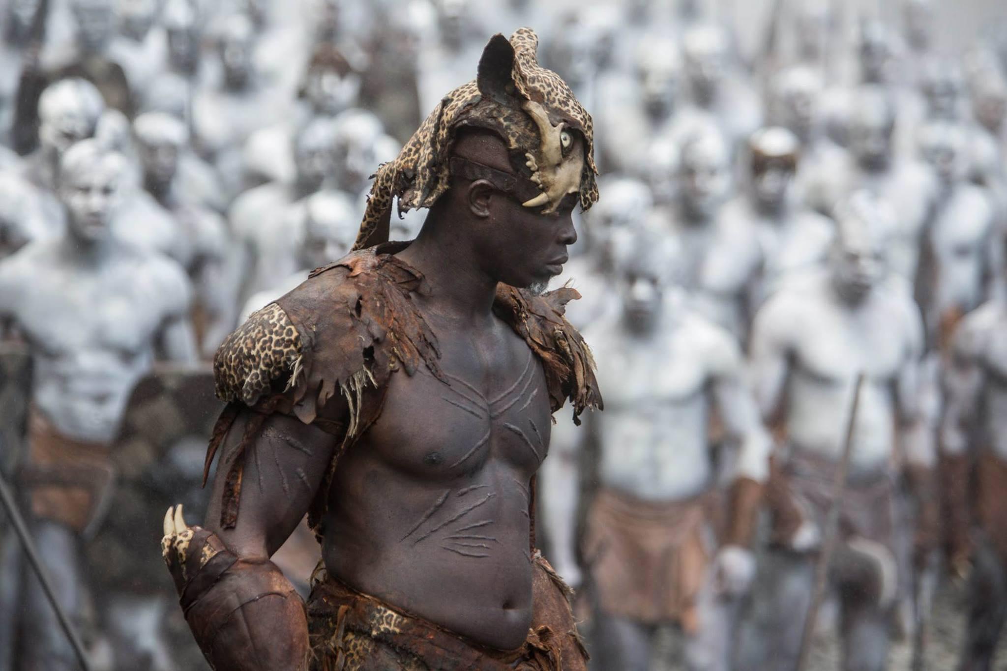 Djimon Hounsou Widescreen