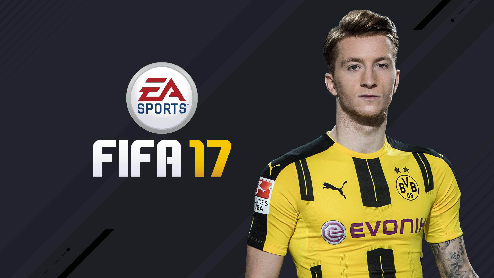 Fifa 17 Marco Reus Wallpaper 6440