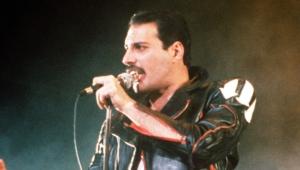 Freddie Mercury 4k