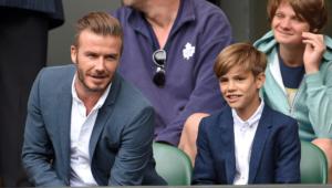 Romeo Beckham HD