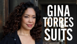Gina Torres Hd Wallpaper