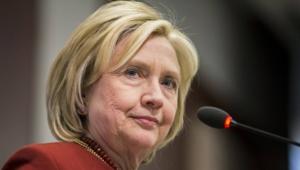 Hillary Clinton Desktop Wallpaper