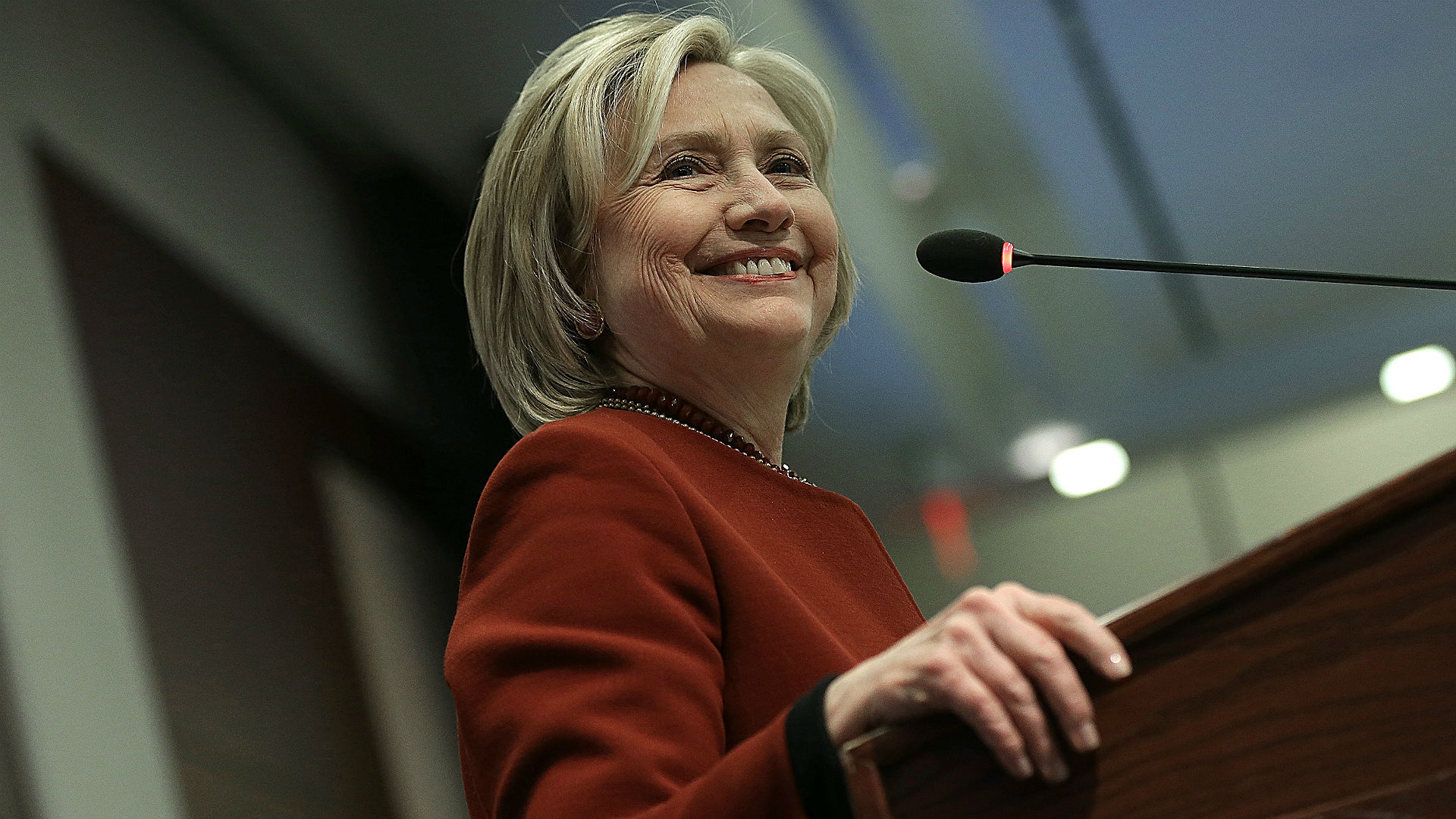 Hillary Clinton High Definition Wallpapers