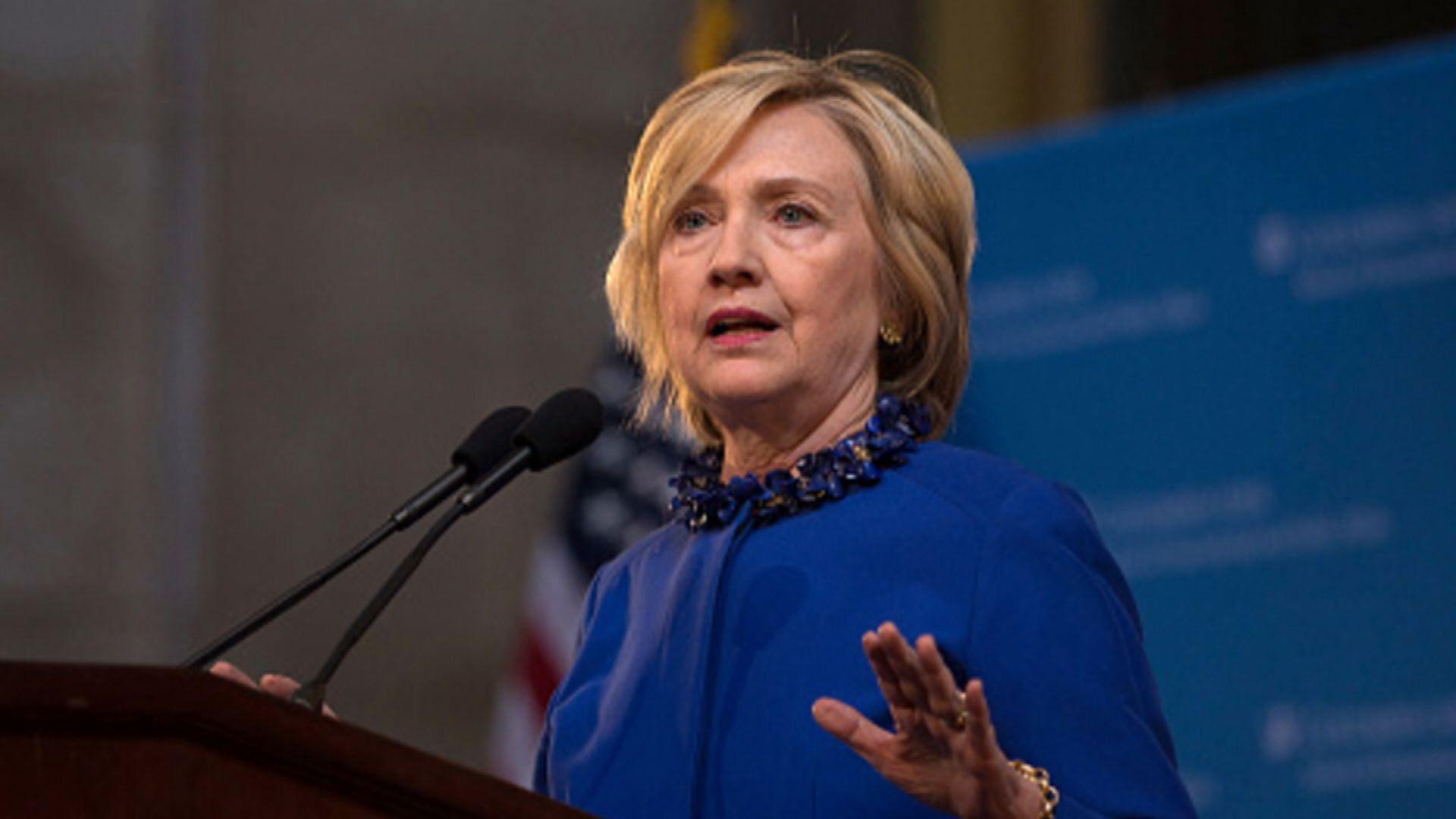 Hillary Clinton Wallpapers Hd