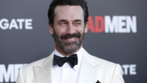 Jon Hamm Background
