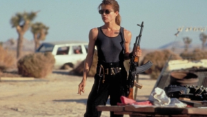 Linda Hamilton Wallpapers