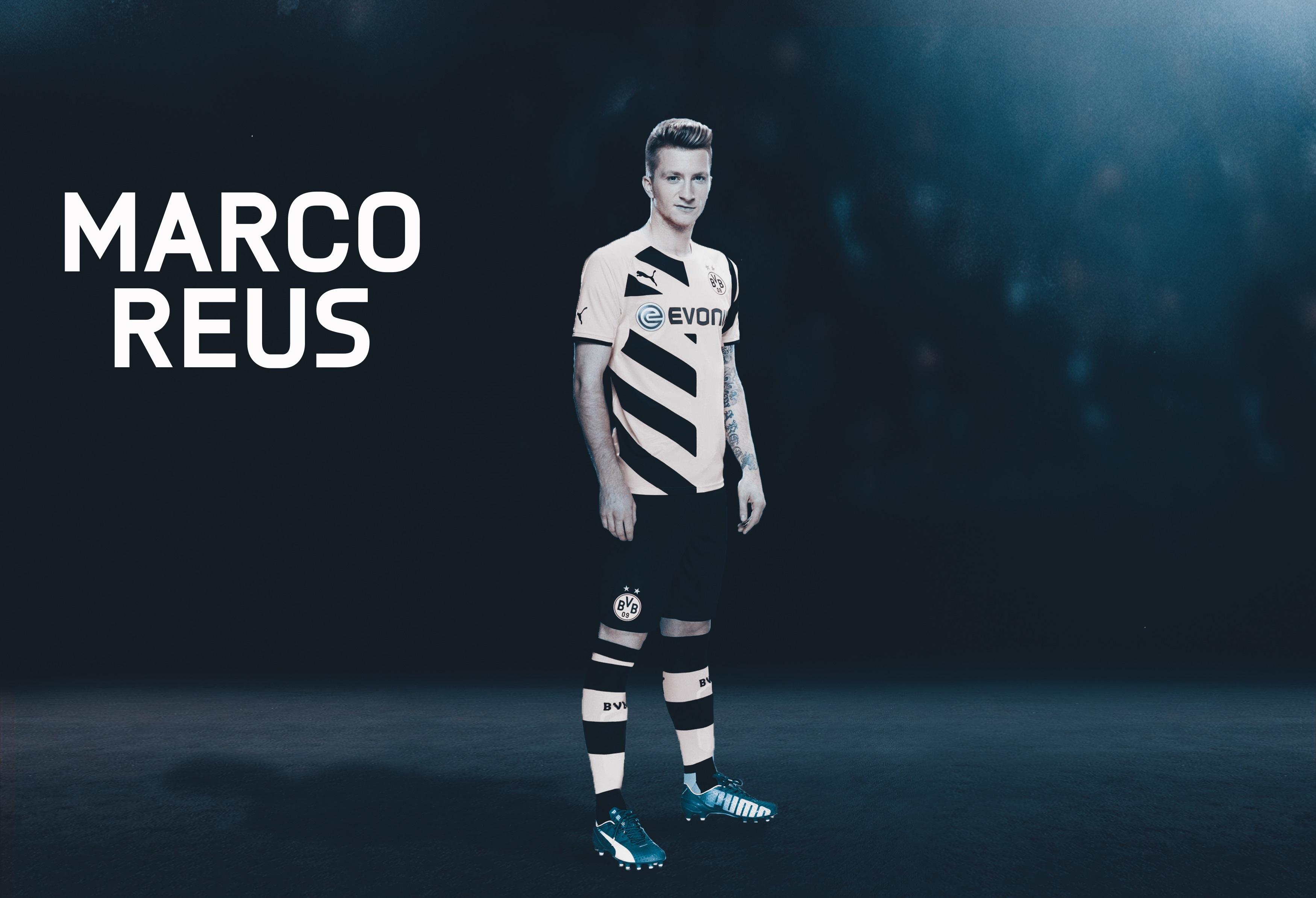 Marco Reus By Ebgrafik D8ef12j