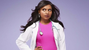 Mindy Kaling Hd Wallpaper
