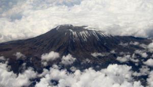 Mountain Kilimanjaro 4k
