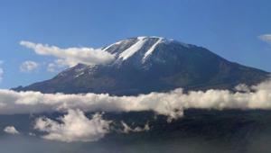 Mountain Kilimanjaro Desktop