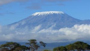 Mountain Kilimanjaro Hd Background
