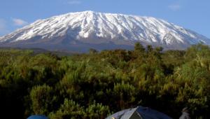 Mountain Kilimanjaro Hd Wallpaper