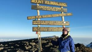 Mountain Kilimanjaro High Definition