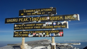 Mountain Kilimanjaro Wallpapers