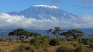 Mountain Kilimanjaro For Desktop