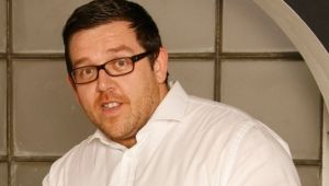 Nick Frost Computer Wallpaper