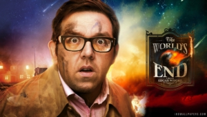 Nick Frost Hd Desktop