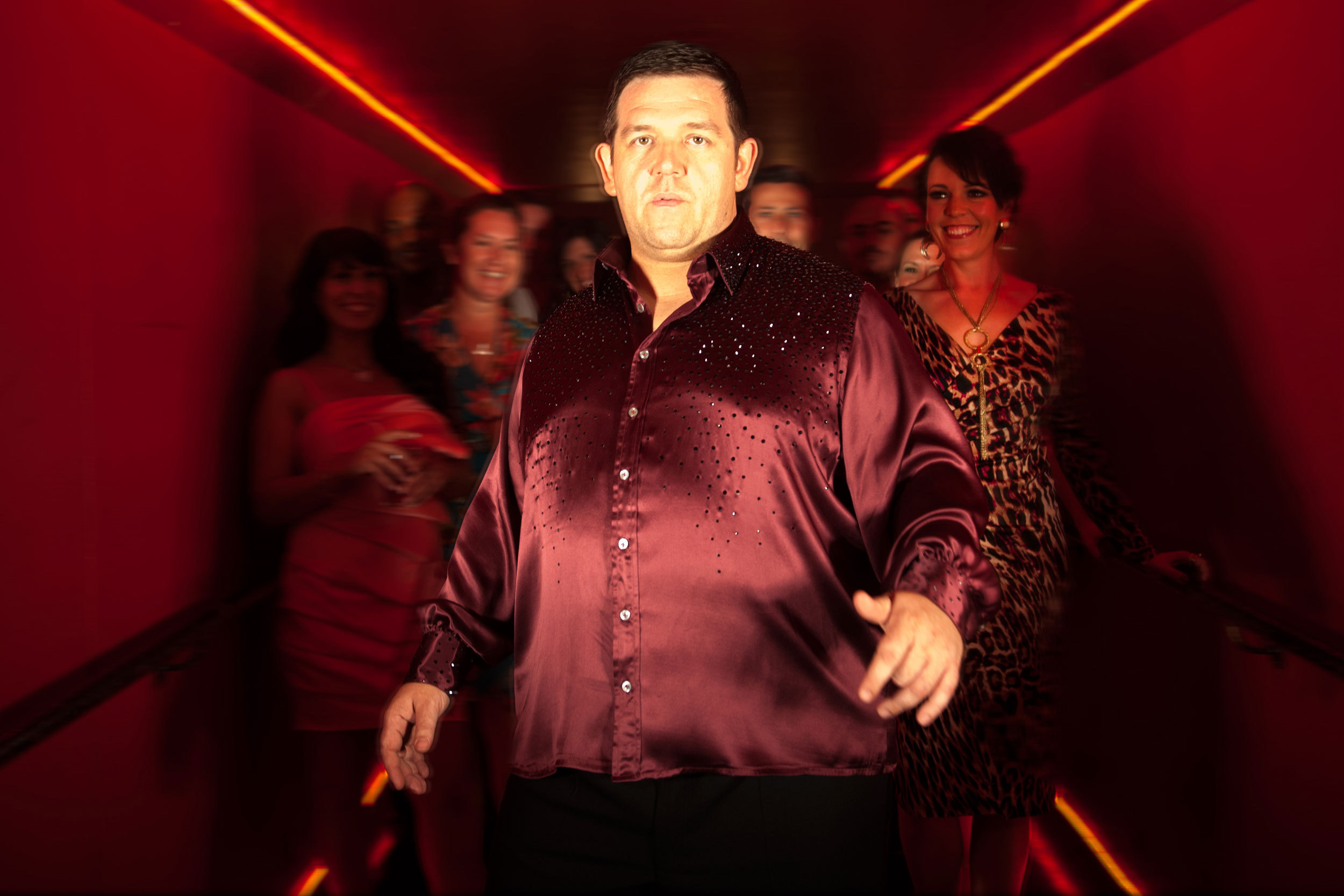 Nick Frost High Definition Wallpapers