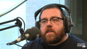 Nick Frost Pictures