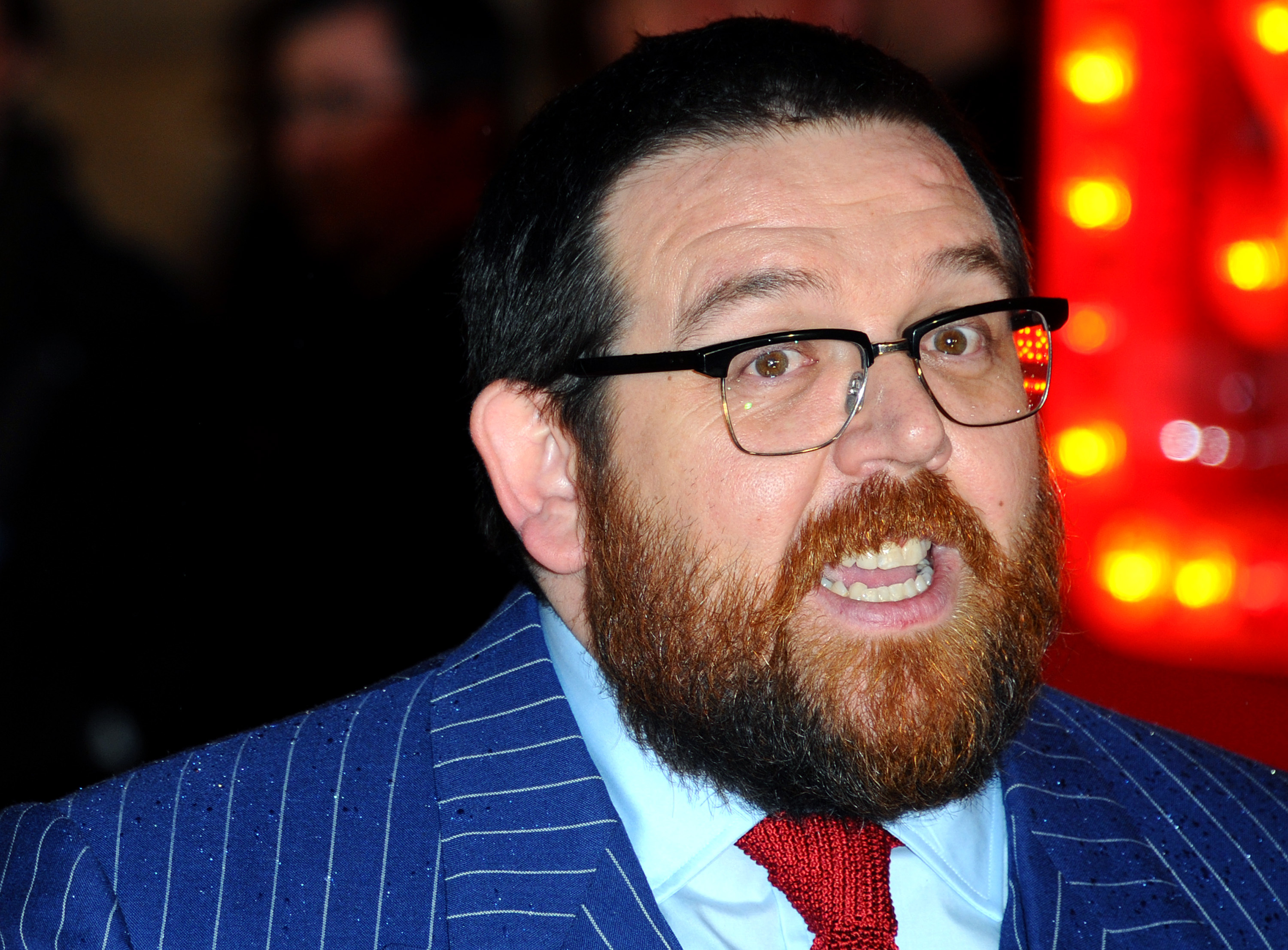 Nick Frost Wallpaper