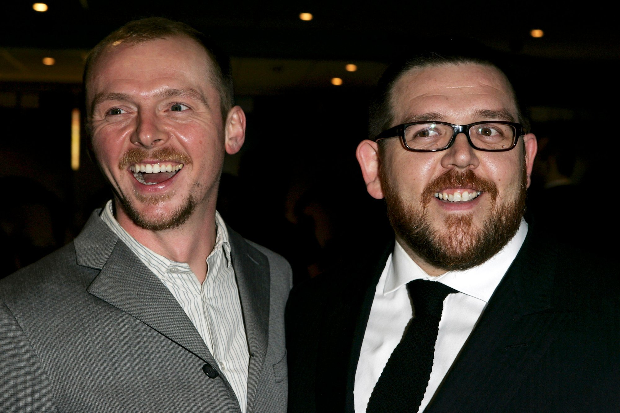 Nick Frost Wallpapers Hd