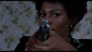Pam Grier Background