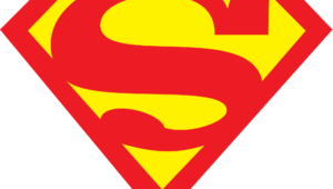 Superman Logo Vector