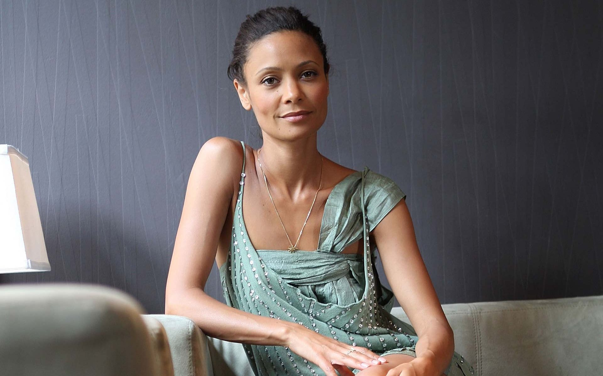 Thandie Newton Background