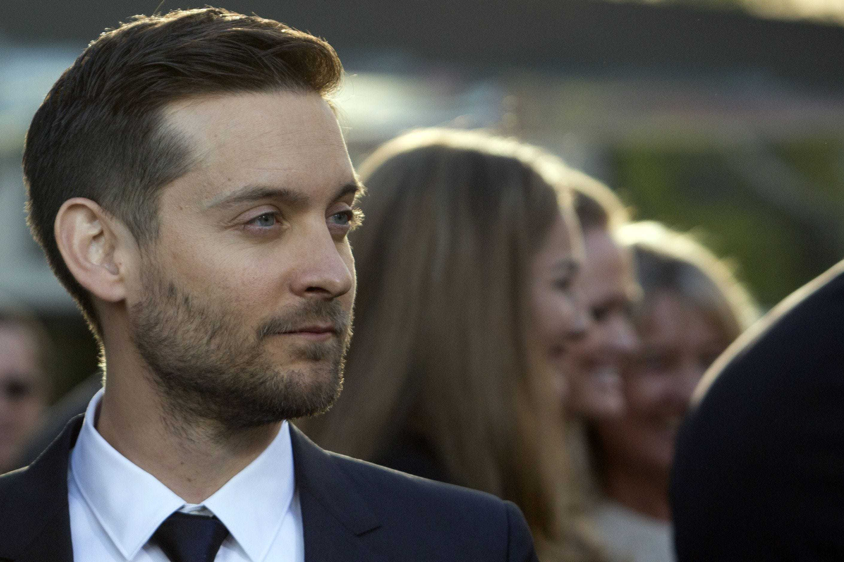 Tobey Maguire High Quality Wallpapers