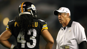 Troy Polamalu High Definition Wallpapers